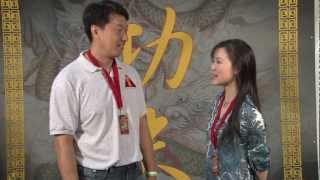Grandmaster Benny Meng