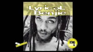 lyrical benjie - with jah i shall overcome