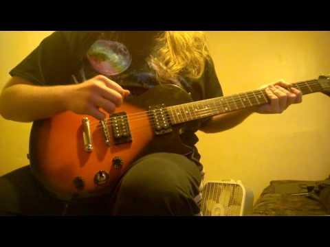 Fallen By Volbeat (Guitar Practice)