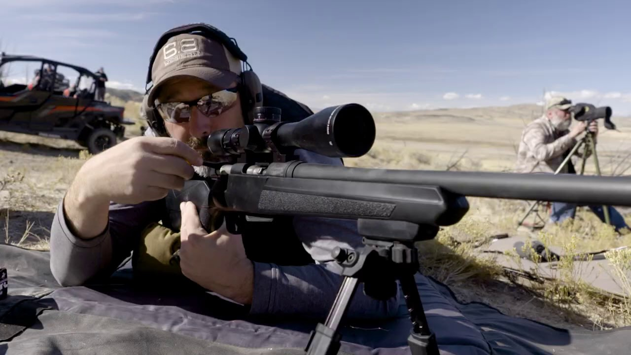 Hunting and Shooting the 6.8 Western