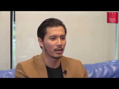 100MIYE 2018 - Fattah Amin, Actor, Singer and Entrepreneur