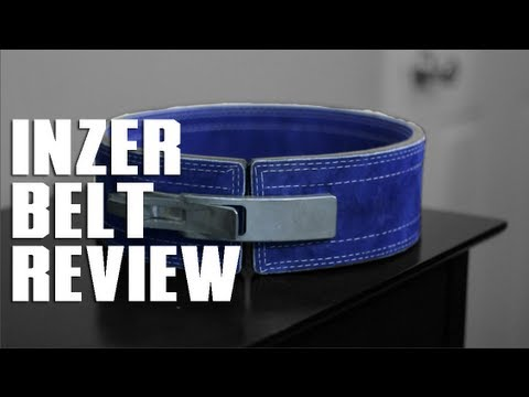 Inzer Lever Belt Review