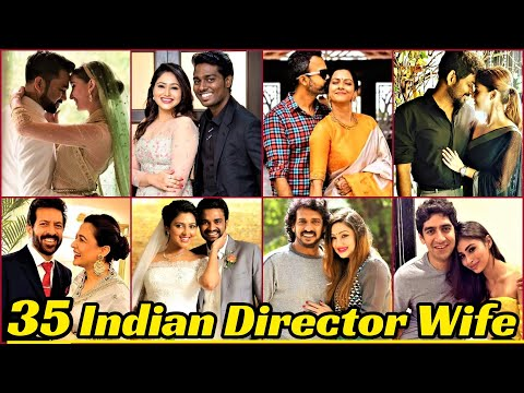 35 Indian Director Wife | Most Beautiful Wives Of South Indian And Bollywood Director