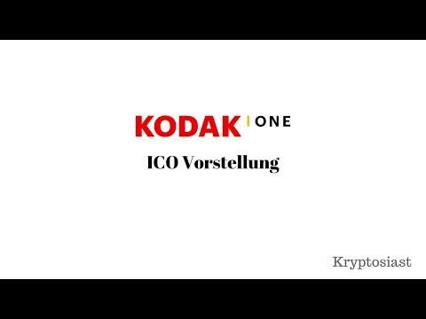 Kodak veröffentlicht KODAKCoin und KODAKOne ICO Vorstellung   Fotografie Rechte in der Blockchain