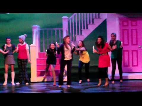 Legally Blonde Trailer - Brighton, Michigan High School 2012