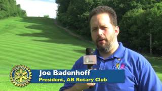 24th Annual Acton-Boxborough Rotary Club Golf Tournament: August 17th, 2016