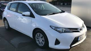 151 Toyota Auris Active 1.4D4D Review