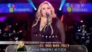 Sheyla & Yuridia - El me mintio y Dudas en vivo (live)