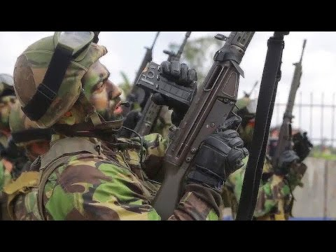 US Marines & Fuzileiros In Action - Compound Assault