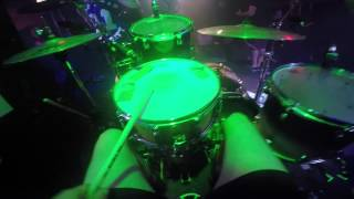 "Funeral For A Friend - ""Old Hymns"" Live in Milton Keynes (Drum Cam)"