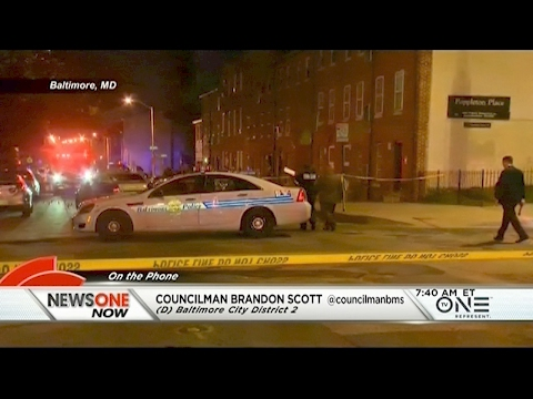 40 People Killed In The First 39 Days Of 2017 In Baltimore