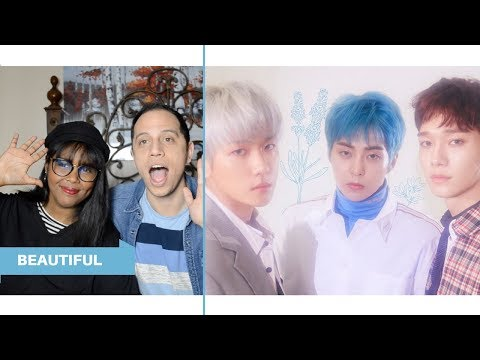 EXO-CBX (첸백시) '花요일 (Blooming Day)' MV Teaser REACTION (EXO REACTION)
