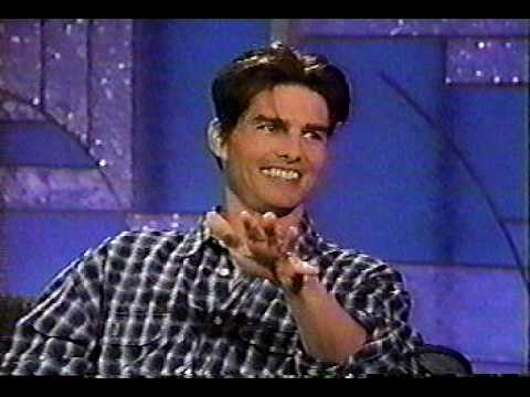 Tom Cruise interview on The Arsenio Hall Show