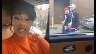 Cardi B Terrified After Trump Supporters Surround Car Before Offset's Arrest