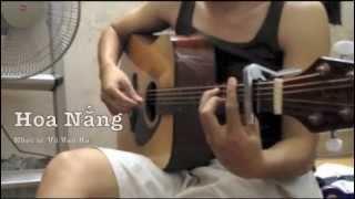 Hoa Nắng - guitar solo