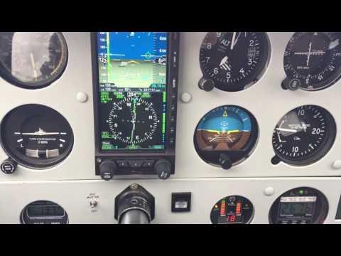 N370S Cessna Cardinal 177 IFR cloud tops