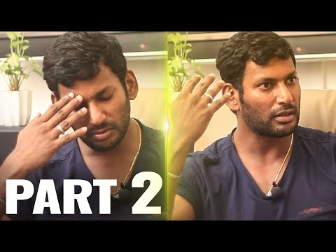 Vishal's Adhiradi Move to Avoid Negative Reviews! | Thupparivalan | Part 2 | MY155