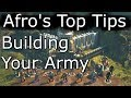 Shadow of War - Afro's Top Tips - Building Your Army