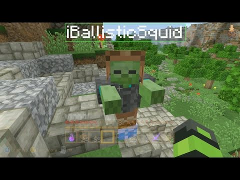Minecraft Xbox - Ghost Squid - The Sword Of Alzcar - Part 3