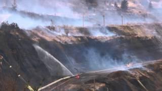 Coal. We gotta burn somefing