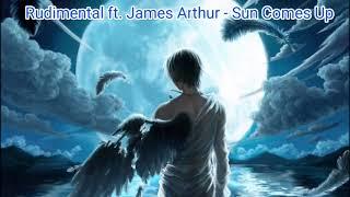 Rudimental ft. James Arthur - Sun Comes Up [Nightcore]