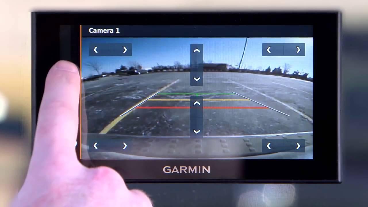 Garmin Bc 30 Wireless Backup Camera Installation Part 4 Configuring Guidance Lines Youtube