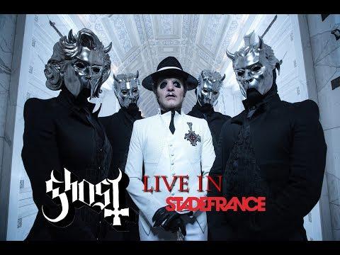 Ghost Live in Stade de France