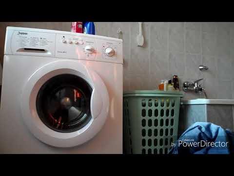 Стирка цветного белья в стиральной машине