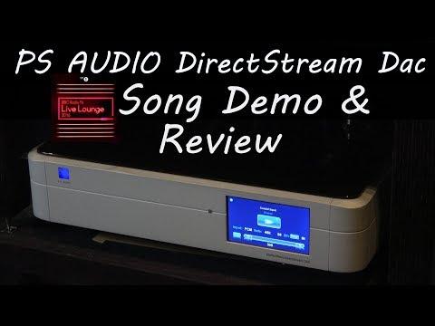 PS Audio DirectStream Dac Birdy Fast Cars Demo High End HiFi Dac Review