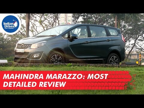 Mahindra Marazzo Most Detailed Review - Indian Drives