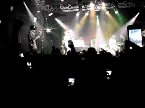 Curren$y - Example Live at Highline Ballroom
