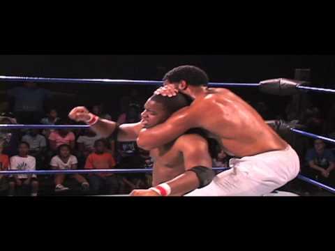 CWF MidAtlantic Wrestling: TV Champion Manny Garcia WWE's No Way Jose vs. Labron Kozone 71814