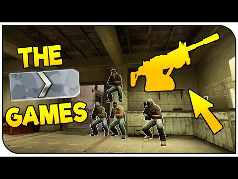 CS:GO | The Silver Games #7 | NEGEV ONLY!