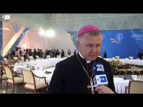 Religious leaders in Kazakhstan speak out against extremism