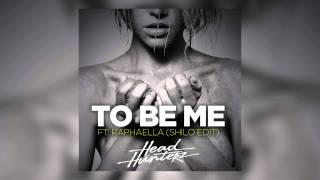 Headhunterz feat. Raphaella - To Be Me (Shilo Edit) [Cover Art…