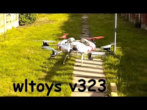 WLtoys V323 FPV - YouTube