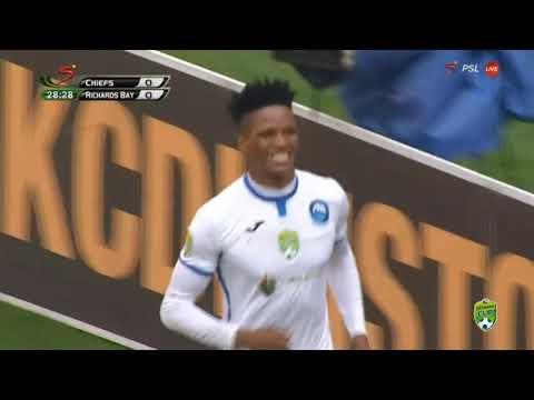 Kaizer Chiefs vs Richards Bay FC (1-2) Highlights