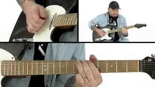 Josh Smith Blues Guitar Lesson - Walkin' Shuffle in A: Approach - Blue Highways