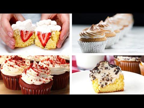 6 Creative Cupcake Recipes
