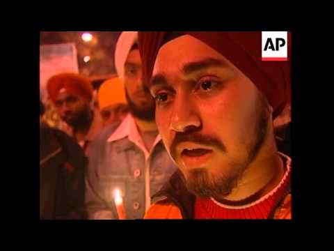 Sikh School Children Protest Ban On Turbans For Students In France