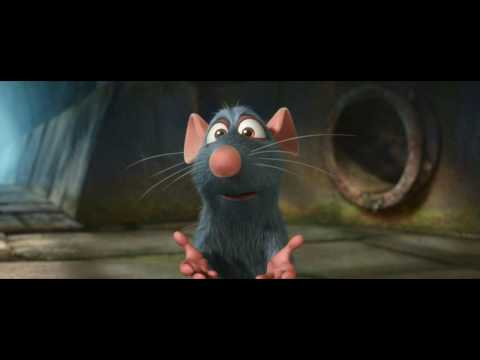 Trailer do filme Ratatouille