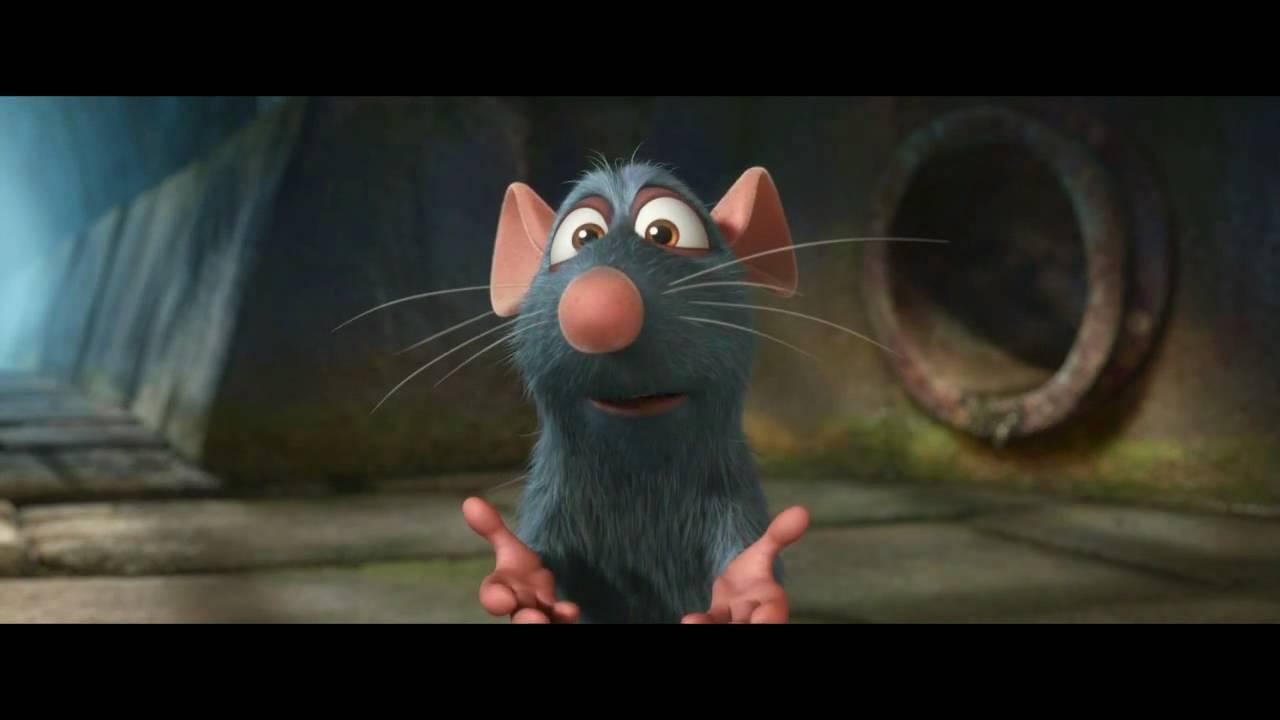Ratatouille - Trailer Deutsch [HD]