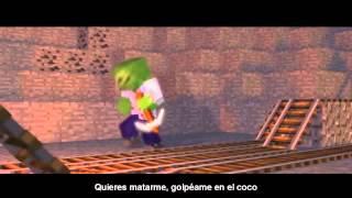 Repeat youtube video Rap De Minecraft