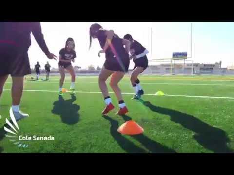 Rancho Verde High School VS Moreno Valley High School Girls Soccer 2019-2020