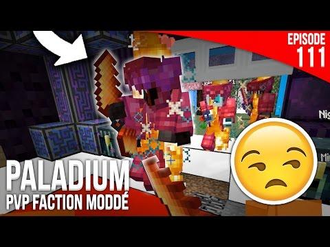 SE FAIRE PILLER EN PLEINE VIDÉO... - Episode 111 | PvP Faction Moddé - Paladium S4