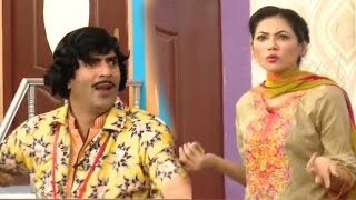 Sajan Abbas as Gadi Sain | Sawa Teen Funny Clip