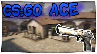 CS:GO ACE ONLY HEADSHOT (BalduinH3D)