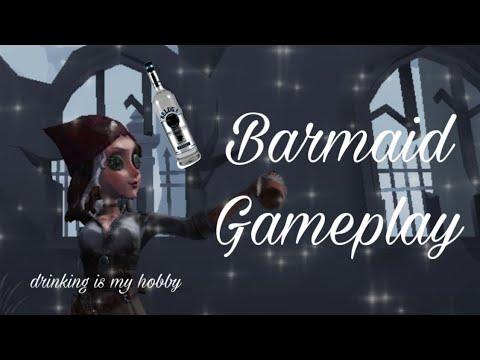 Drunk Kite: A Concept🥂/ Barmaid Gameplay/ Identity V