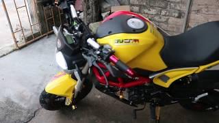 xe ducati monster 110cc...cho ae tham khảo,,, mua xe lh mr.khải hà nam...0965762183