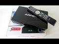 Ferguson Ariva 4K Hybrid Android TV Box with DVB-S2 Tuner Unboxing (Video)